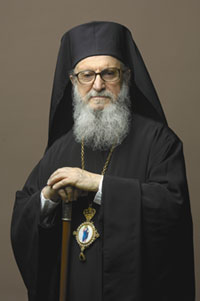Archbishop Demetrios of America